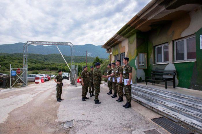 Συναγερμός στα σύνορα μας με την Αλβανία: Σε ετοιμότητα ο Στρατός – Η 8η Επιλαρχία Αρμάτων τέθηκε σε ύψιστη ετοιμότητα (εικόνες) - Εικόνα0