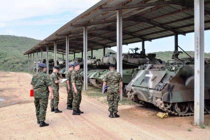 Συναγερμός στα σύνορα μας με την Αλβανία: Σε ετοιμότητα ο Στρατός – Η 8η Επιλαρχία Αρμάτων τέθηκε σε ύψιστη ετοιμότητα (εικόνες) - Εικόνα1
