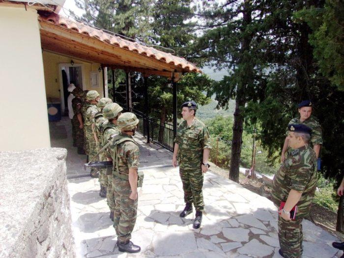 Συναγερμός στα σύνορα μας με την Αλβανία: Σε ετοιμότητα ο Στρατός – Η 8η Επιλαρχία Αρμάτων τέθηκε σε ύψιστη ετοιμότητα (εικόνες) - Εικόνα3