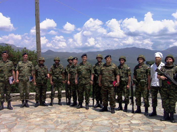Συναγερμός στα σύνορα μας με την Αλβανία: Σε ετοιμότητα ο Στρατός – Η 8η Επιλαρχία Αρμάτων τέθηκε σε ύψιστη ετοιμότητα (εικόνες) - Εικόνα4