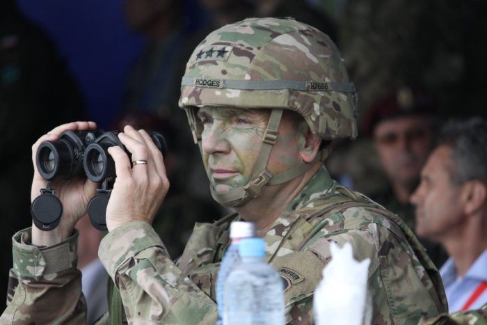 Σύννεφα πολέμου: Αίτημα των ΗΠΑ για πλήρη και ελεύθερη διακίνηση νατοϊκών δυνάμεων στην ΕΕ – Σκοπός η γρήγορη περικύκλωση της Ρωσίας - Εικόνα0