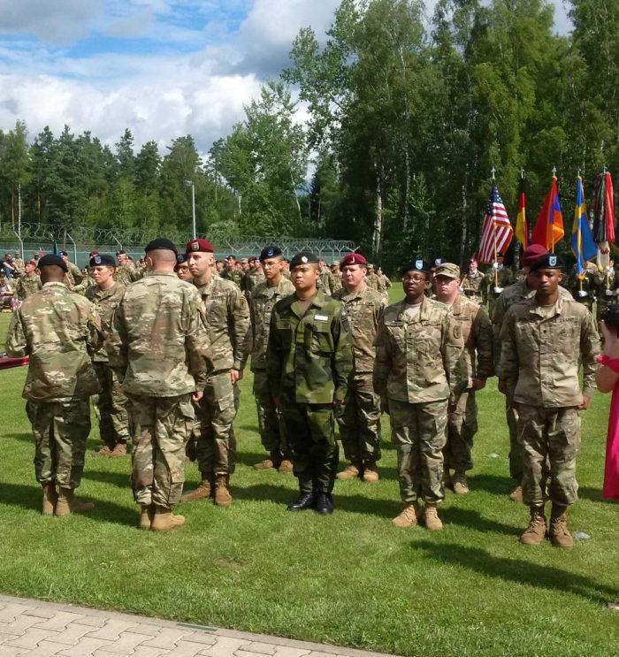 Σύννεφα πολέμου: Αίτημα των ΗΠΑ για πλήρη και ελεύθερη διακίνηση νατοϊκών δυνάμεων στην ΕΕ – Σκοπός η γρήγορη περικύκλωση της Ρωσίας - Εικόνα2
