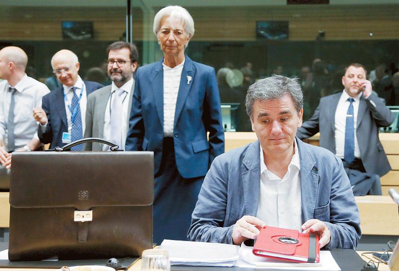 Συνταγή Μεξικού ξέθαψε το ΔΝΤ για την Ελλάδα - Εικόνα 0