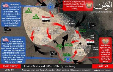 Συρία - Μια νέα σύγκρουση εμφανίζεται στα ανατολικά της Συρίας - Εικόνα2
