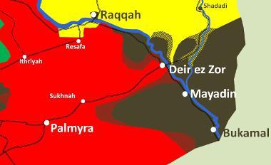 Συρία - Μια νέα σύγκρουση εμφανίζεται στα ανατολικά της Συρίας - Εικόνα3