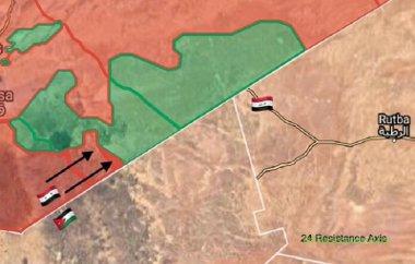 Συρία - Μια νέα σύγκρουση εμφανίζεται στα ανατολικά της Συρίας - Εικόνα4