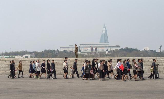 Η ζωή στην  Πιονγιάνγκ: ένα αποκλειστικό φωτορεπορτάζ από το RIA Novosti - Εικόνα1