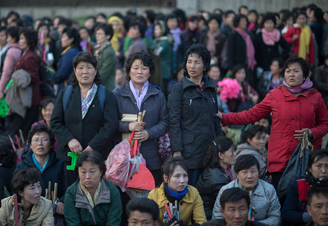 Η ζωή στην  Πιονγιάνγκ: ένα αποκλειστικό φωτορεπορτάζ από το RIA Novosti - Εικόνα2