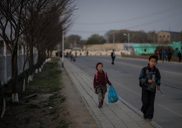 Η ζωή στην  Πιονγιάνγκ: ένα αποκλειστικό φωτορεπορτάζ από το RIA Novosti - Εικόνα7