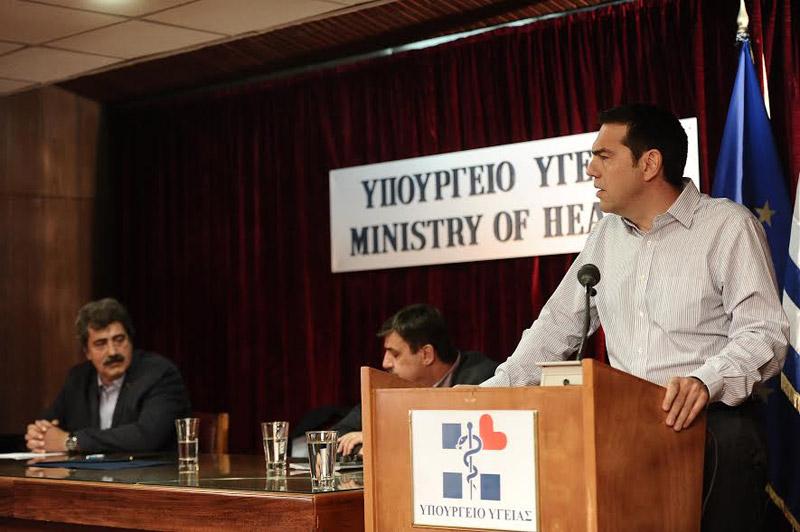 Στήριξη Τσίπρα στον Πολάκη: Εμείς οι αστοιχείωτοι ξεπερνάμε τα εμπόδια - Εικόνα 1