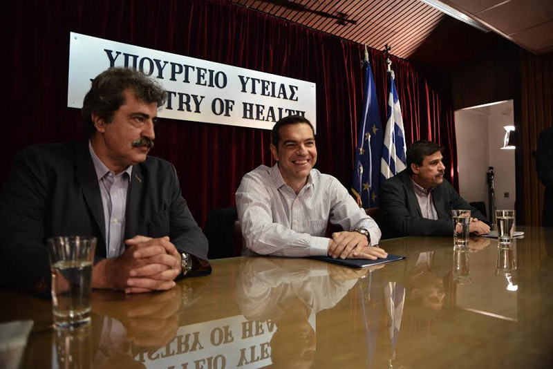 Στήριξη Τσίπρα στον Πολάκη: Εμείς οι αστοιχείωτοι ξεπερνάμε τα εμπόδια - Εικόνα 2