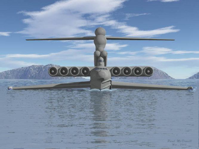 Στόλο Εκρανοπλάνων ετοιμάζει η Μόσχα για την πιο «καυτή» περιοχή του πλανήτη την Αρκτική αλλά και την Ανατολική Μεσόγειο - Εικόνα3