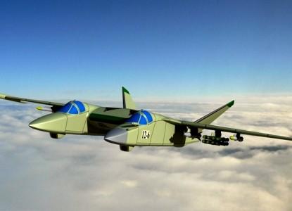 «Stormtrooper-90»: Το νέο «θαύμα» της ρωσικής αμυντικής βιομηχανίας με επαναστατική σχεδίαση και δύναμη που θα αντικαταστήσει τα Su-25! - Εικόνα0