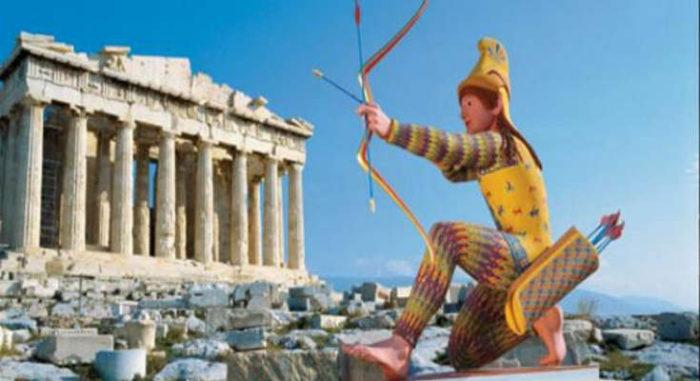 Σχέδιο εξαφάνισης του αρχαίου ελληνικού πολιτισμού σε Βαλκάνια και Μικρά Ασία από «ειδικούς» της ΝΤΠ - Εικόνα1