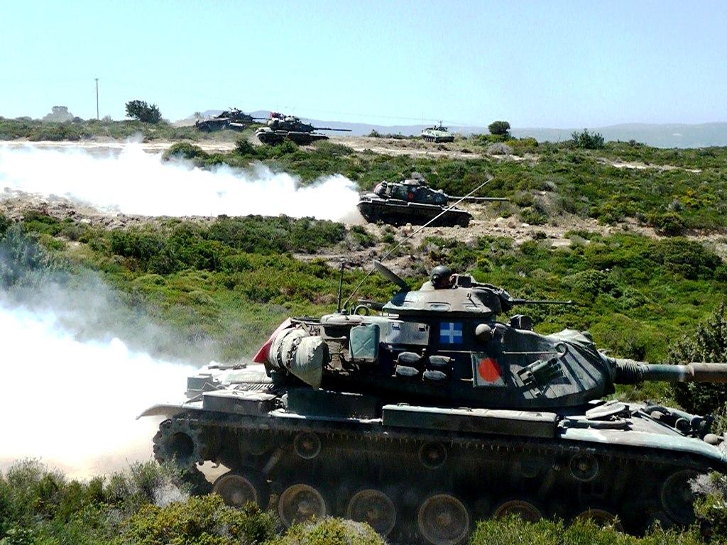 Ταχύτατη αντίδραση των Μαχητών της ν. Κω και προσβολή Αεροπρογεφυρώματος με Άρματα και Καταδρομείς! - Εικόνα11