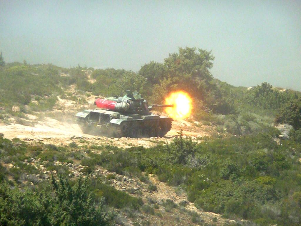Ταχύτατη αντίδραση των Μαχητών της ν. Κω και προσβολή Αεροπρογεφυρώματος με Άρματα και Καταδρομείς! - Εικόνα12