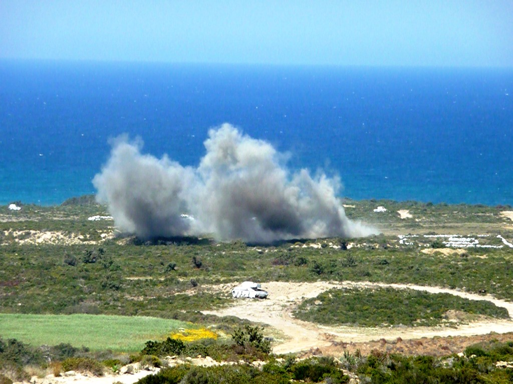 Ταχύτατη αντίδραση των Μαχητών της ν. Κω και προσβολή Αεροπρογεφυρώματος με Άρματα και Καταδρομείς! - Εικόνα8