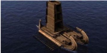 Τεσσαρακοντήρης: Το «Αεροπλανοφόρο» της Αρχαιότητας! - Εικόνα1