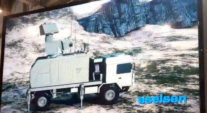 Τεχνολογικό άλμα που σοκάρει: Αντιαεροπορική άμυνα περιοχής με ηλεκτρομαγνητικά πυροβόλα σε τροχοφόρα οχήματα από την Τουρκία – Δείτε εικόνες - Εικόνα0