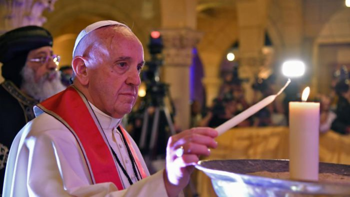 Θεολογικός Σεισμός! Εκτός ορίων ο Πάπας: Είμαστε αδελφοί Χριστιανοί και Μουσουλμάνοι! Παιδιά μου και οι Ορθόδοξοι – «Με τους Κόπτες έχουμε κοινό βάπτισμα!» - Εικόνα1