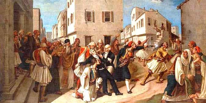 Σας θυμίζει κάτι… Όταν ο Ιωάννης Καποδίστριας «Αρνήθηκε» τα Δάνεια των Ευρωπαίων Ξεκίνησαν Αντικυβερνητικές Εξεγέρσεις - Εικόνα3