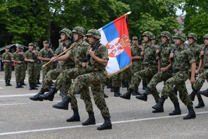 Τύμπανα πολέμου: Το ΝΑΤΟ ξεκινά την αναδιάταξη των Βαλκανικών συνόρων – Ποια είναι η πρώτη χώρα – Αναμένονται σφοδρές εκρήξεις… - Εικόνα1