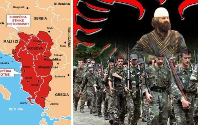 Τα Τίρανα θέλουν να αλώσουν την Ελλάδα – Σχέδιο των μυστικών υπηρεσιών για δημιουργία αλβανικού κόμματος και αποσταθεροποίησης της χώρας – Δείτε βίντεο - Εικόνα0