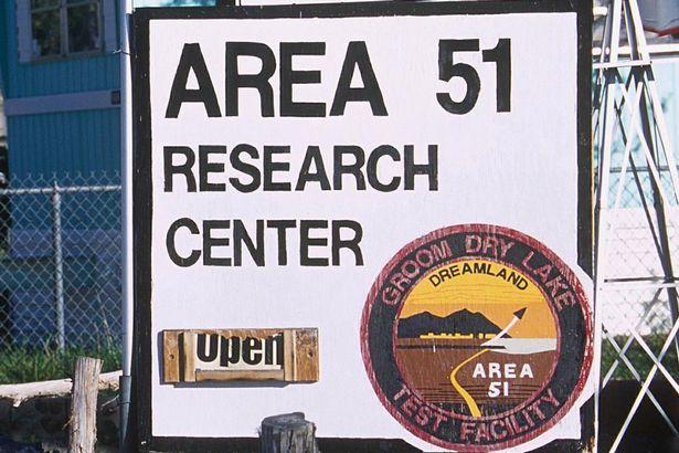 Τομέας 51: Η μυστική περιοχή στην έρημο της Νεβάδα που προκαλεί... παράκρουση στους συνωμοσιολόγους - Εικόνα 0