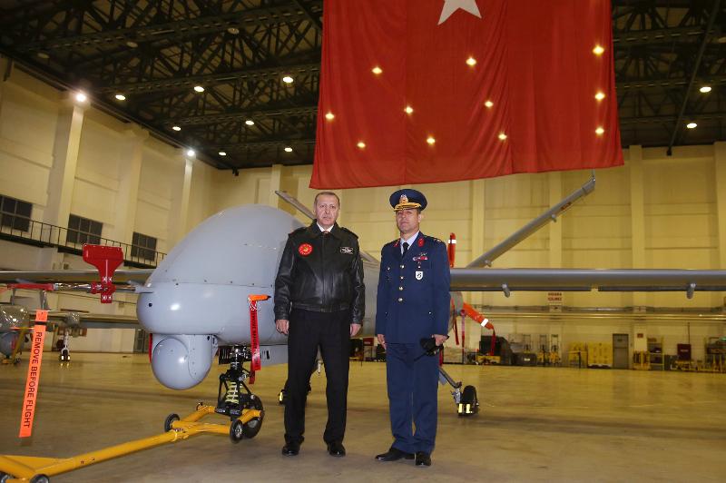 Η Τουρκία ετοιμάζεται για την παραγωγή μη επανδρωμένων αρμάτων μάχης - Εικόνα