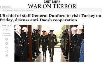 Τουρκία: Μετά τον αρχηγό της CIA, πηγαίνει τώρα ο αρχηγός στρατού των ΗΠΑ - Εικόνα2