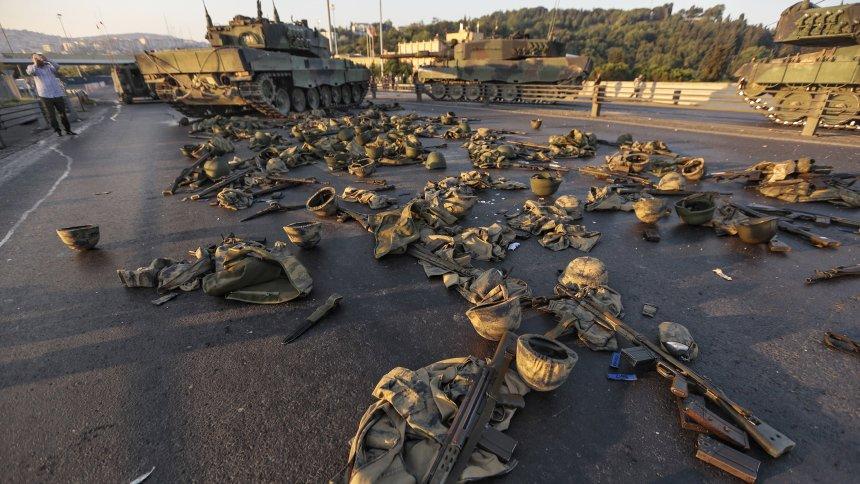Τουρκία πραξικόπημα: Ένα χρόνο μετά ο Ερντογάν απόλυτος κύριος μιας διχασμένης χώρας - Εικόνα3