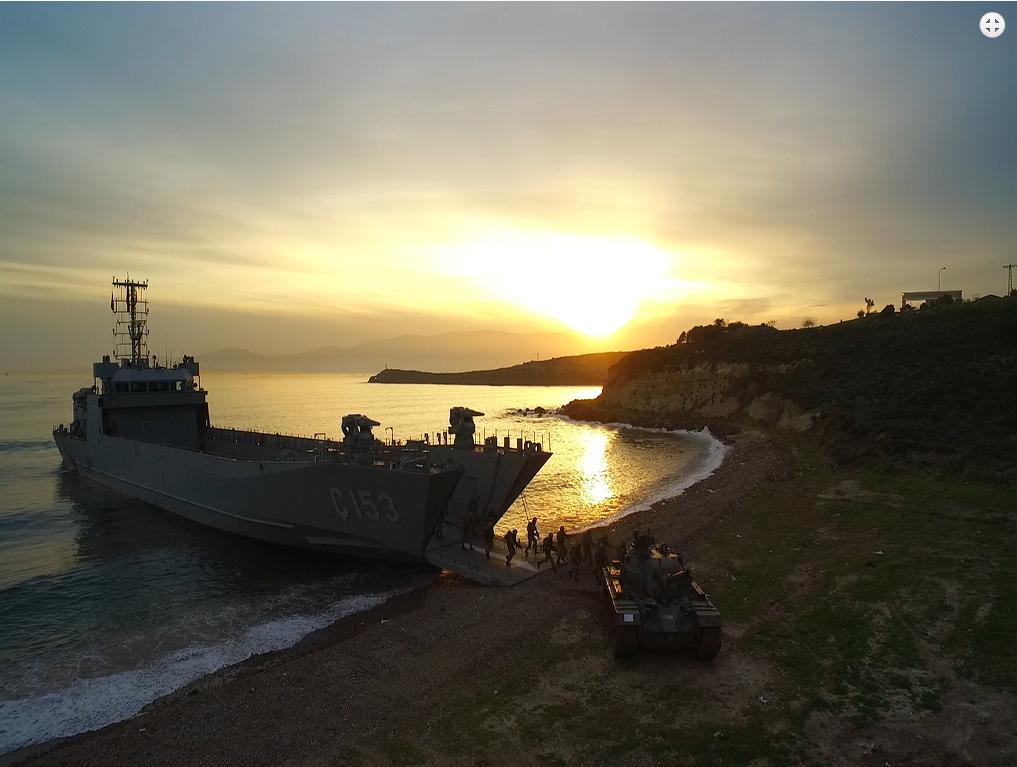 Τουρκική αμφίβια άσκηση -Απόβαση Πεζοναυτών στον Κόλπο της Σμύρνης (φώτο) …Καμιά ιδέα για που ετοιμάζονται; - Εικόνα5