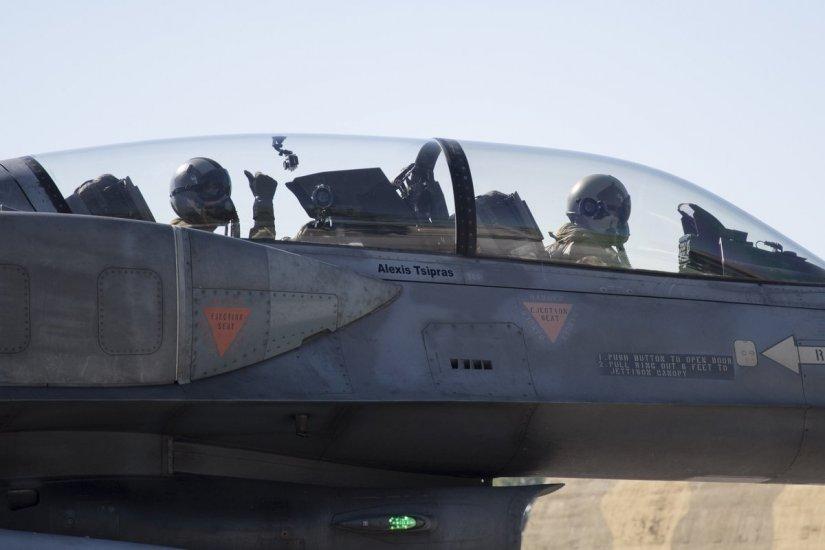 Τουρκικό κατασκοπευτικό αεροσκάφος κατέγραφε στο Αιγαίο την πτήση Τσίπρα, Α/ΓΕΕΘΑ, Α/ΓΕΑ! (εικόνες, βίντεο) - Εικόνα4