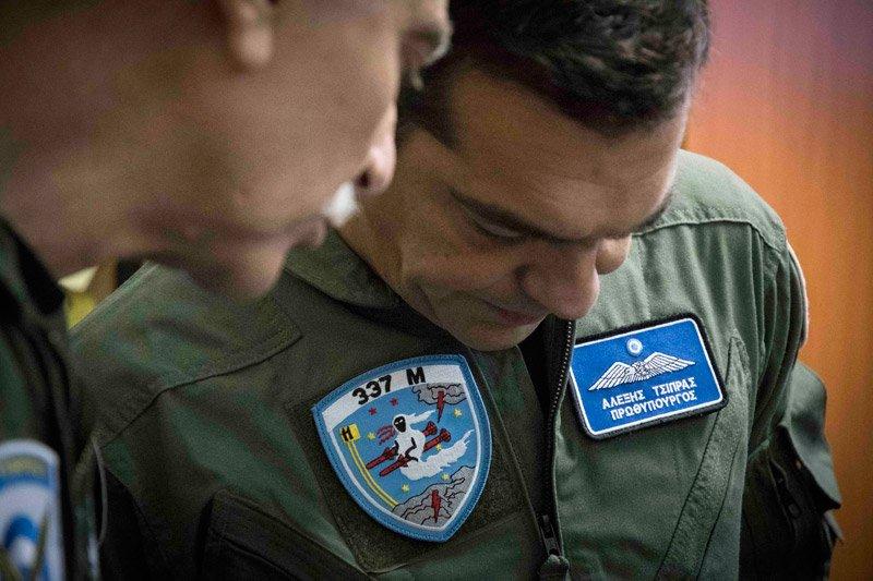 Τουρκικό κατασκοπευτικό αεροσκάφος κατέγραφε στο Αιγαίο την πτήση Τσίπρα, Α/ΓΕΕΘΑ, Α/ΓΕΑ! (εικόνες, βίντεο) - Εικόνα7