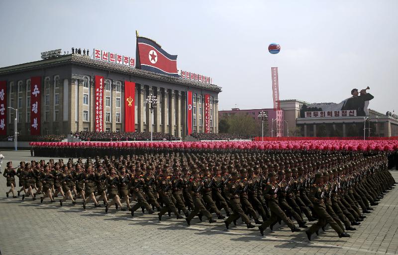 Τραμπ: «Πάντα πρέπει να ανησυχείς για πυρηνικό πόλεμο με τη Β. Κορέα» - Εικόνα1