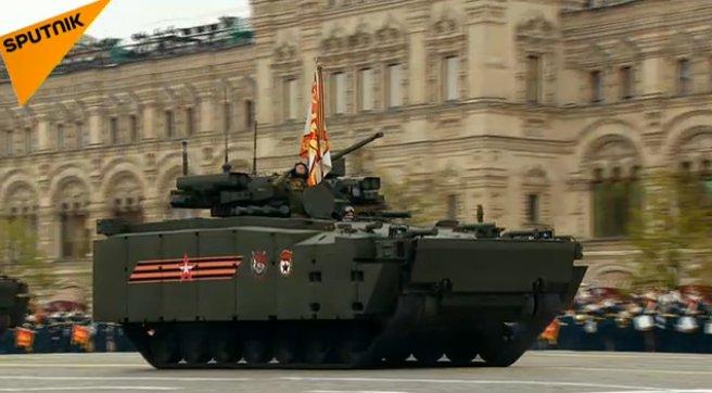 «Τρέμει η γη» στην Κόκκινη Πλατεία: Χιλιάδες στρατιώτες, οχήματα σε μια πρωτοφανή παρέλαση και μήνυμα προς πάσα δυτική κατεύθυνση (εικόνες,βίντεο) - Εικόνα14