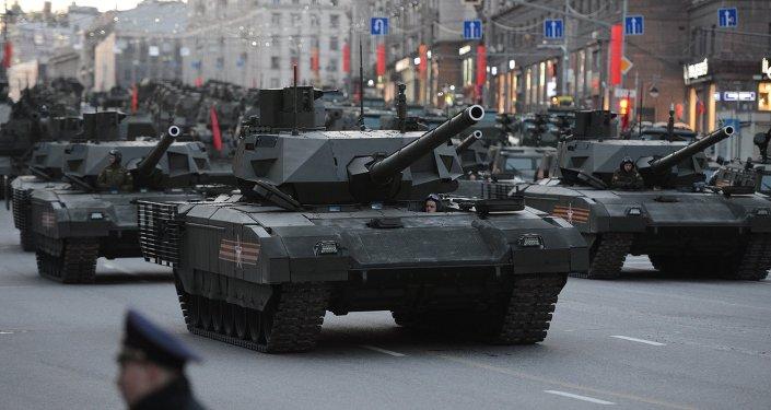 «Τρέμει η γη» στην Κόκκινη Πλατεία: Χιλιάδες στρατιώτες, οχήματα σε μια πρωτοφανή παρέλαση και μήνυμα προς πάσα δυτική κατεύθυνση (εικόνες,βίντεο) - Εικόνα9
