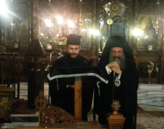 Τρέμουν οι Ιεράρχες τις διακοπές μνημοσύνου-Ακήρυχτος πόλεμος σε εξέλιξη-Μετεστράφη ένας εκ των ιερέων της Κρήτης - Εικόνα0