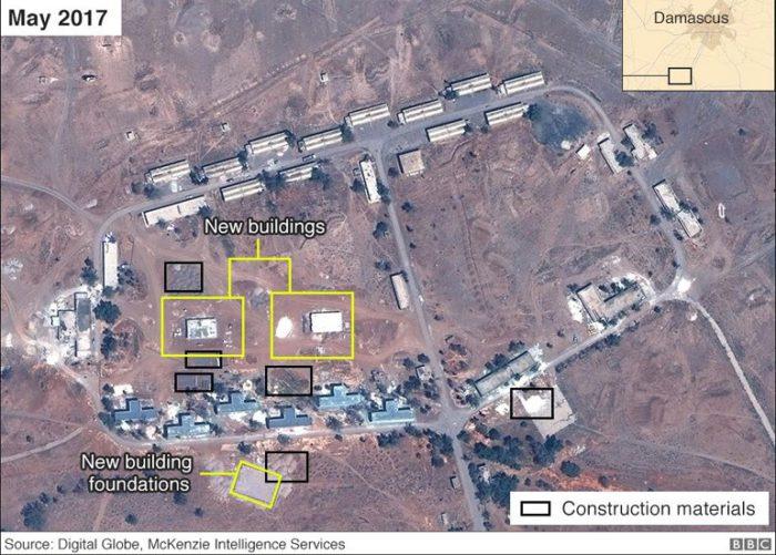 Τρόμος στο Ισραήλ – Οι Ιρανοί  κατασκευάζουν στρατιωτική βάση σε συριακό έδαφος – Έρχονται ραγδαίες εξελίξεις στην περιοχή - Εικόνα0