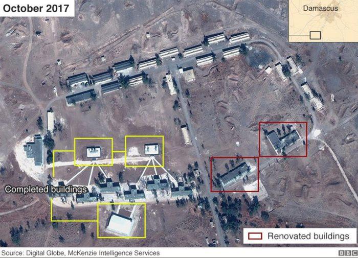 Τρόμος στο Ισραήλ – Οι Ιρανοί  κατασκευάζουν στρατιωτική βάση σε συριακό έδαφος – Έρχονται ραγδαίες εξελίξεις στην περιοχή - Εικόνα1