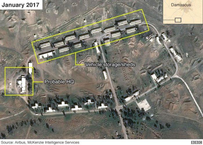 Τρόμος στο Ισραήλ – Οι Ιρανοί  κατασκευάζουν στρατιωτική βάση σε συριακό έδαφος – Έρχονται ραγδαίες εξελίξεις στην περιοχή - Εικόνα2
