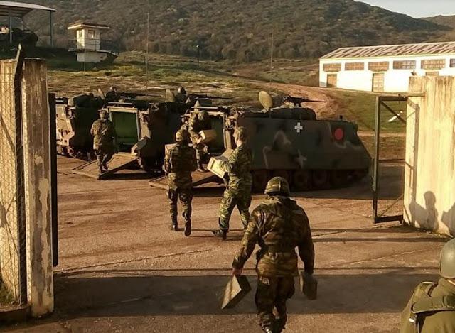 Τρόμος στην Αλβανία: «Η Ελλάδα φέρνει στρατό και τανκς στα σύνορα» – «Λύσσαξαν» και οι Τούρκοι: «Επικίνδυνες κινήσεις, οι Ελληνες μετακινούν 7 χιλιάδες στρατιώτες» - Εικόνα1