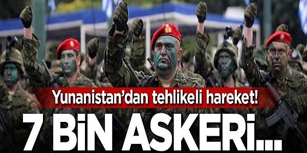 Τρόμος στην Αλβανία: «Η Ελλάδα φέρνει στρατό και τανκς στα σύνορα» – «Λύσσαξαν» και οι Τούρκοι: «Επικίνδυνες κινήσεις, οι Ελληνες μετακινούν 7 χιλιάδες στρατιώτες» - Εικόνα5