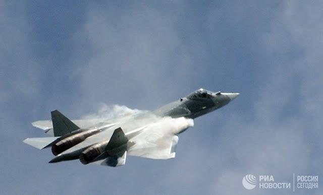 Ο Βασιλιάς της αεροπορικής μάχης. Τι θα μπορέσει να κάνει το Su-57 με τους νέους κινητήρες - Εικόνα2