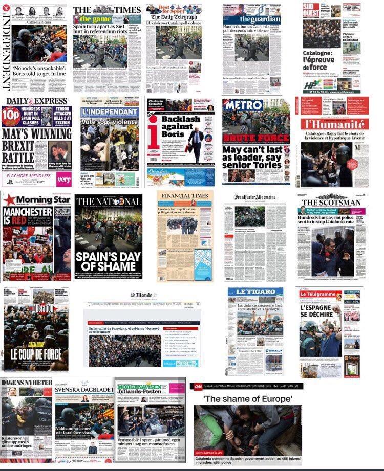 Βαθαίνει η κρίση: Τελεσίγραφο από Καταλονία για αποχώρηση των ισπανικών δυνάμεων – Ο Ραχόι θα εφαρμόσει το Άρθρο 155 για να αποτρέψει την Ανεξαρτησία ξεκινώντας νέο εμφύλιο - Εικόνα2