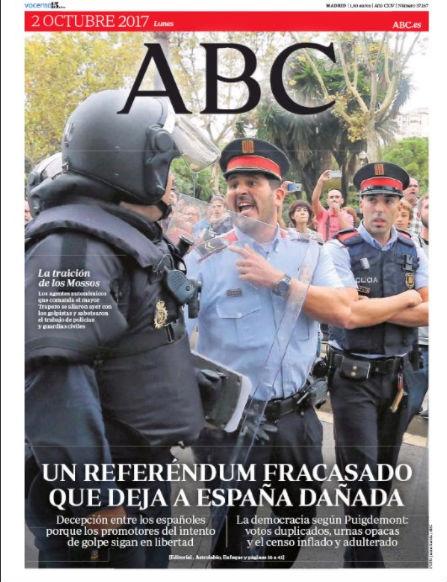 Βαθαίνει η κρίση: Τελεσίγραφο από Καταλονία για αποχώρηση των ισπανικών δυνάμεων – Ο Ραχόι θα εφαρμόσει το Άρθρο 155 για να αποτρέψει την Ανεξαρτησία ξεκινώντας νέο εμφύλιο - Εικόνα5