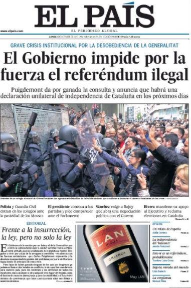 Βαθαίνει η κρίση: Τελεσίγραφο από Καταλονία για αποχώρηση των ισπανικών δυνάμεων – Ο Ραχόι θα εφαρμόσει το Άρθρο 155 για να αποτρέψει την Ανεξαρτησία ξεκινώντας νέο εμφύλιο - Εικόνα6