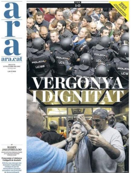 Βαθαίνει η κρίση: Τελεσίγραφο από Καταλονία για αποχώρηση των ισπανικών δυνάμεων – Ο Ραχόι θα εφαρμόσει το Άρθρο 155 για να αποτρέψει την Ανεξαρτησία ξεκινώντας νέο εμφύλιο - Εικόνα8