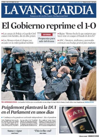 Βαθαίνει η κρίση: Τελεσίγραφο από Καταλονία για αποχώρηση των ισπανικών δυνάμεων – Ο Ραχόι θα εφαρμόσει το Άρθρο 155 για να αποτρέψει την Ανεξαρτησία ξεκινώντας νέο εμφύλιο - Εικόνα9