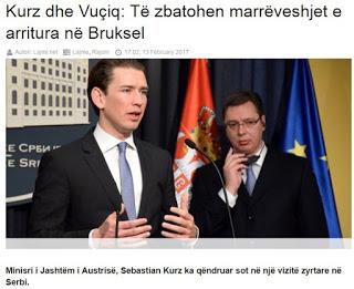 Βούτσιτς: Η Σερβία δεν θα γίνει 'χώρος στάθμευσης' για μετανάστες - Εικόνα2